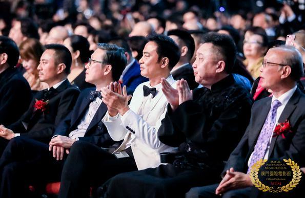 第十一届澳门国际电影节落幕 于谦凭《老师·好