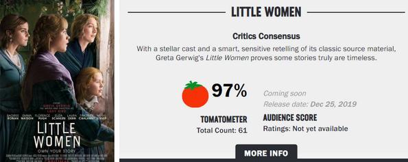 《小妇人》导演格蕾塔谈影片创作心得 为小妇人